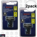 "Bosch Tools AN02-C 2pk 1-1/4"" - 6"" Universal Quick-Change Adapters"