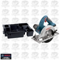 "Bosch Tools CCS180BN 18V Cordless Li-Ion 6-1/2"" Circular Saw,Exact-Fit Tray"