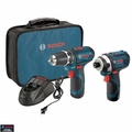 Bosch Tools CLPK22-120 12 Volt PS31/PS41 Lithium-Ion Combo Kit