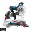 "Bosch Tools CM10GD 10"" Dual-Bevel Glide Miter Saw Open Box"