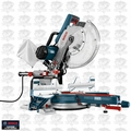 "Bosch Tools CM12SD 12"" Dual Bevel Compound Miter Saw OB"