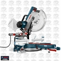 "Bosch Tools CM12SD 12"" Dual Bevel Compound Miter Saw"