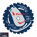 "Bosch Tools DCB724 7-1/4"" 24 Tooth DareDevil Framing Blade"