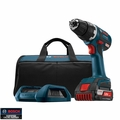 Bosch Tools DDS182WC-102 18 V Brushless Drill Driver w/ Wireless Charger