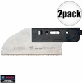 "Bosch Tools FS180DTU 2pk 5-3/4"" Coarse-Tooth Blade for Power Handsaw System"