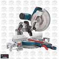"Bosch Tools GCM12SD 12"" Dual-Bevel Glide Miter Saw Open Box"