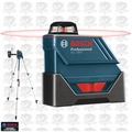 Bosch Tools GLL150ECK Self-Leveling 360° Exterior Laser Complete Kit
