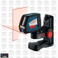 Bosch Tools GLL2-50 Self-Leveling Cross-Line Laser w/Pulse