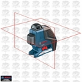 Bosch Tools GLL2-80 Dual Plane Leveling and Alignment Laser O-B