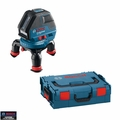 Bosch Tools GLL3-50 Three Line Laser with Layout Beam w/ FREE L-Boxx