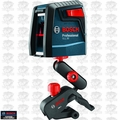 Bosch Tools GLL30 30' Self-Leveling Cross-Line Laser