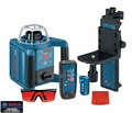 Bosch Tools GRL300HVD Self-Leveling Rotary Laser + Layout Beam Interior Kit