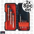 Bosch Tools GT3000 2x 8pc Glass & Tile Bit Set