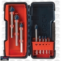 Bosch Tools GT3000 8pc Glass & Tile Bit Set