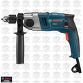 "Bosch Tools HD18-2 1/2"" 2-Speed Hammer Drill O-B"