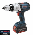 Bosch Tools HDH181-01 Li-Ion Brute Tough Hammer D-Drvr + 2 Fatpacks