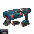 "Bosch Tools HDS181-02L Compact Tough 1/2"" Hammer Drill/Driver"