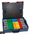 Bosch Tools LBOXX-1A Storage Case with 13 Piece Insert Set