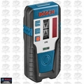 Bosch Tools LR1 Dual-Sided H-Duty Audio Signal Red Beam Rotary Laser Receiver