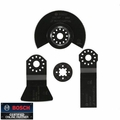 Bosch Tools OSC3S Oscillating 3 Blade Value pack