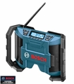 Bosch Tools PB120 12-Volt Compact Radio (Tool Only) Inc Cord for 115v's too