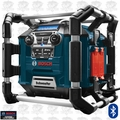 Bosch Tools PB360C Power Box 18V Stereo w/360 Degree Sound Bluetooth AM/FM O-B