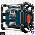 Bosch Tools PB360C-RT Power Box 18V Stereo w/360 Degree Sound Bluetooth AM/FM