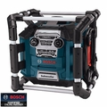 Bosch Tools PB360S 14.4V-18V PowerBox 360 Jobsite AM/FM Stereo Digital Audio