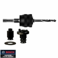 "Bosch Tools PCM12AN 1/2"" Mandrel + Adapters kit"