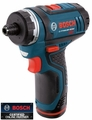 Bosch Tools PS21-2A 12 Volt Max Cordless Litheon Pocket Driver