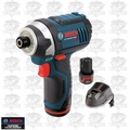 Bosch Tools PS41-2A Max Cordless Litheon Impact Driver
