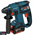 "Bosch Tools RHH181-01 Cordless Lith-Ion 3/4"" SDS-Plus Rotary Hammer"