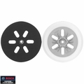 "Bosch Tools RS6046 6"" Hook and Loop Medium Backing Pad Genuine Bosch"