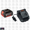 Bosch Tools SKC181-101 18V Li-ion 4.0Ah Fatpack Battery & Charger Kit