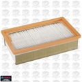 Bosch Tools VF120H Flat Pleated HEPA Filter for VAC090 / VAC140