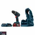 Bosch Tools WC18CHF-102DDS 18V Cordless Drill Wireless Charging Complete KIT