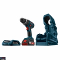 Bosch WC18CHF-102DDS 18V Drill Driver Wireless Charging Kit