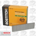 "Bostitch 16S2-38GAL 16 Gauge 1"" Medium Crown Construction Staples"