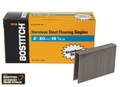 "Bostitch BCS1516SS-1M Box of 1000 of 1/2"" Crown Hardwood Flooring Staples"