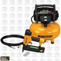 Bostitch BTFP1KIT 18GA Brad Nailer/Compressor Combo Kit