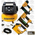 Bostitch BTFP72646 3-Tool + Compressor Combo Kit