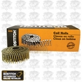 "Bostitch C4R80BDG 1-1/2"" Ring Shank 15° Coil Siding Nails"