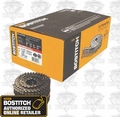 "Bostitch C8P120D 2,700 2-1/2"" Smooth Shank 15° Coil Framing Nails"