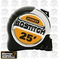 "Bostitch Hand Tools 33-001 1-1/4"" x 25' BladeArmor Tape Measure"