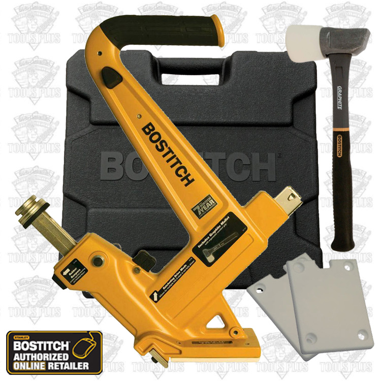 Bostitch Mfn201 Manual Hardwood Flooring Cleat Nailer Kit