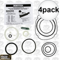 Bostitch N89ORK 4pk Rebuild Kit for F21, F28, F33 & N89C