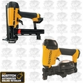 Bostitch ROOFKIT2 Roofing Nailer + Cap Stapler Combo Kit