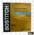 "Bostitch SL50351G 18-Gauge 5/16"" Cap Staples"
