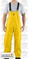 Carhartt Yellow Medium PVC Rain Bib Overall