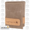 Carhartt 61-2205 Mens Two Tone Trifold Wallet